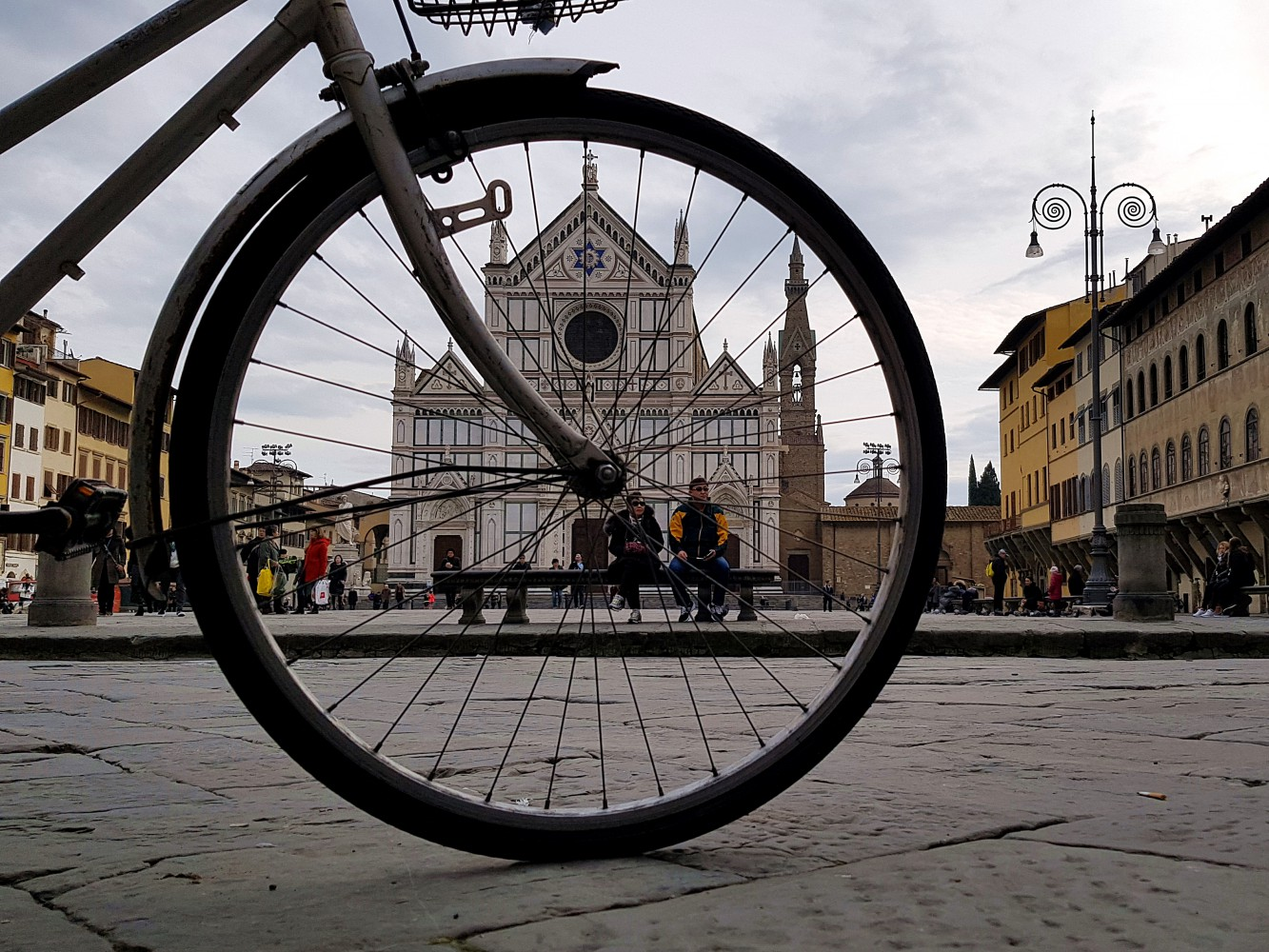 Firenze in Bicicletta