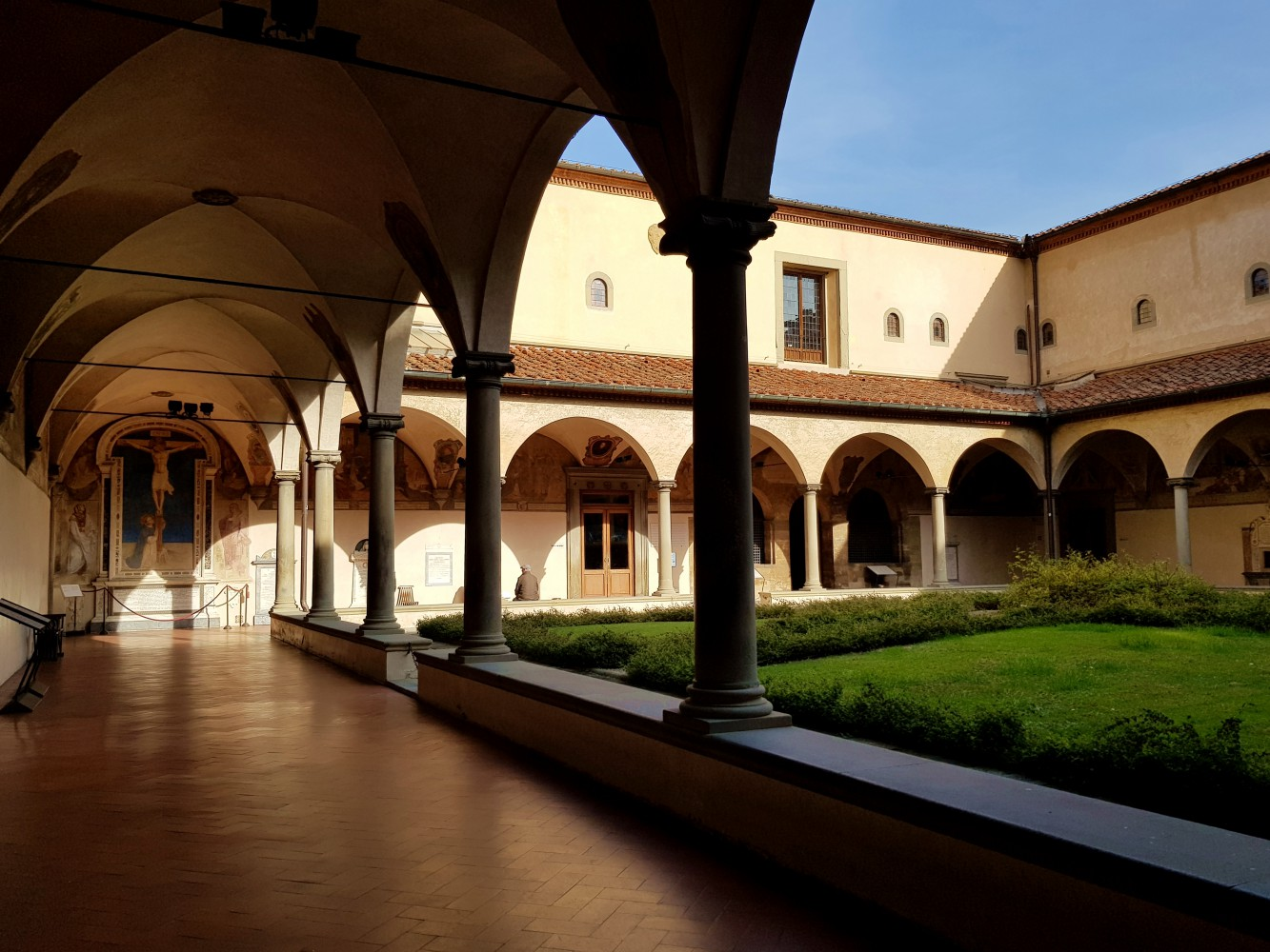 The Convent and the National Museum of San Marco